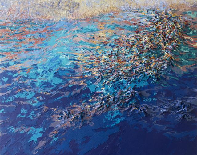 , 'Reflection m-5,' 2015, SAKURADO FINE ARTS