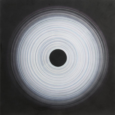 , 'Black Prismatic Ring V,' , Christopher Martin Gallery