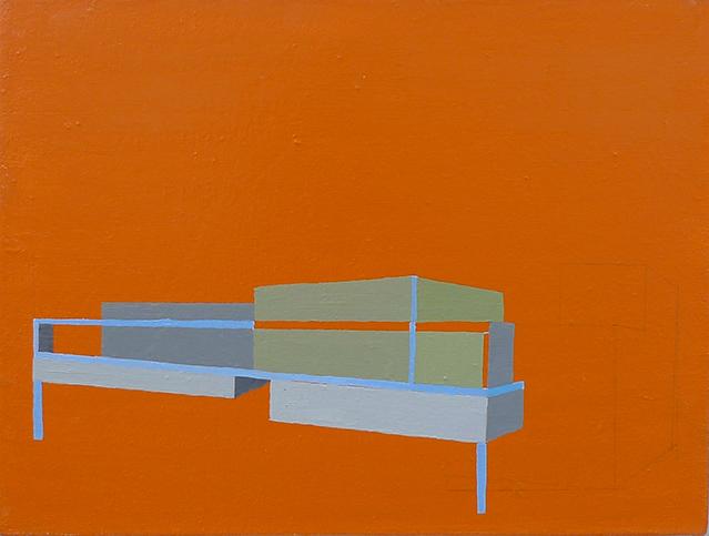 , 'Estudio arquitectónico IV,' , Lux Perpetua Art Centre