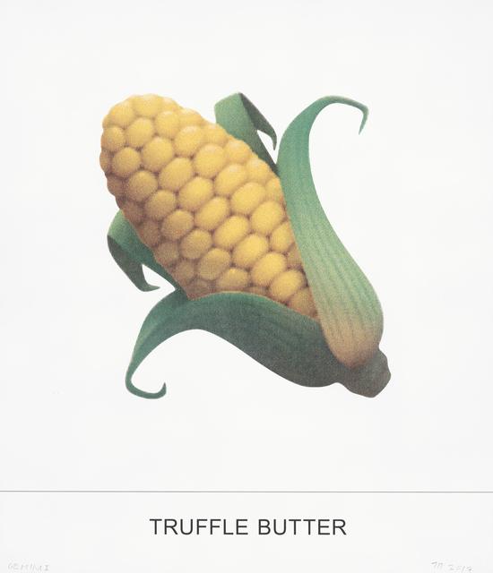 , 'TRUFFLE BUTTER,' 2018, Gemini G.E.L.