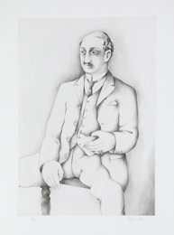 Richard Hamilton, 'Leopold Bloom,' 1983, Heritage Auctions: Holiday Prints & Multiples Sale