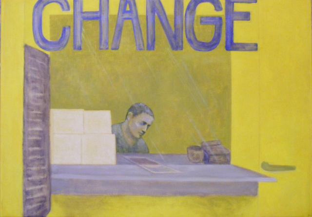 , 'Change,' 2015, Ani Molnár Gallery