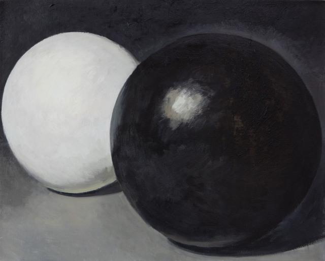 , 'Black. White. Grey. - Landscape 1,' 2015, MadeIn Gallery
