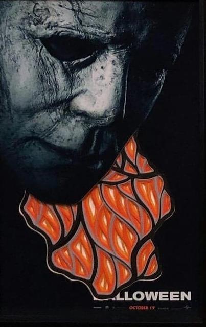 , 'Halloween,' 2018, Ro2 Art
