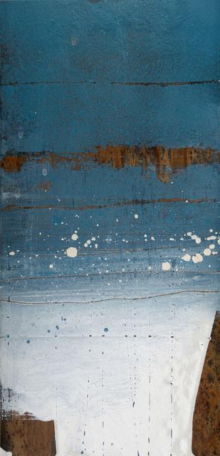 , 'Mahogany Sea I,' 2017, Thackeray Gallery