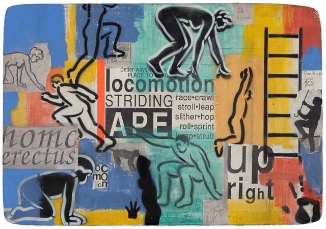 , 'Homo Erectus ,' 1996, ACA Galleries