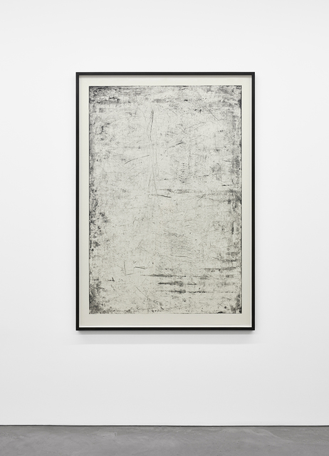 , 'Back (Ratlos / Indomitable) 3,' 2017, Marian Goodman Gallery