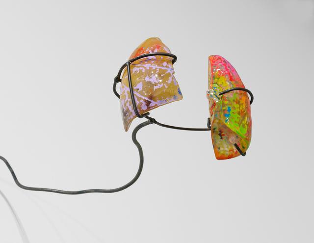 , 'Lung (fossil / toxic / geo brain),' 2018, Wentrup