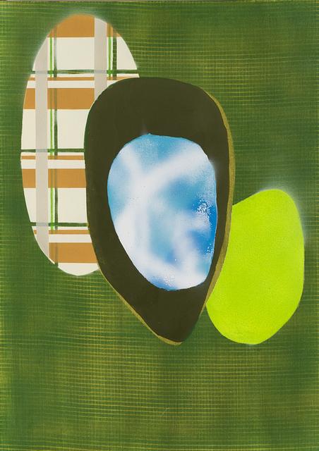 Péter Somody, 'Grid with lemon', 2016, Ani Molnár Gallery