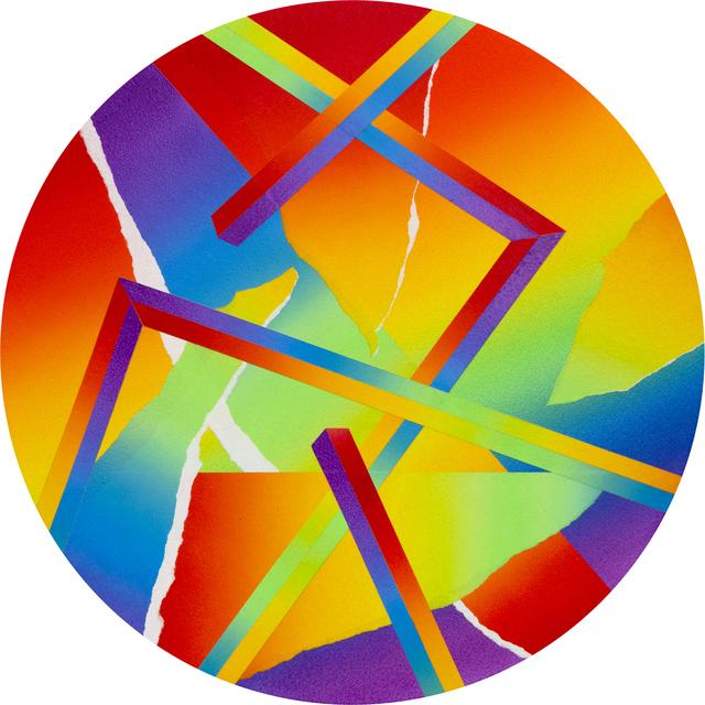 , 'Rainbow Variation IV,' 2015, Mirus Gallery