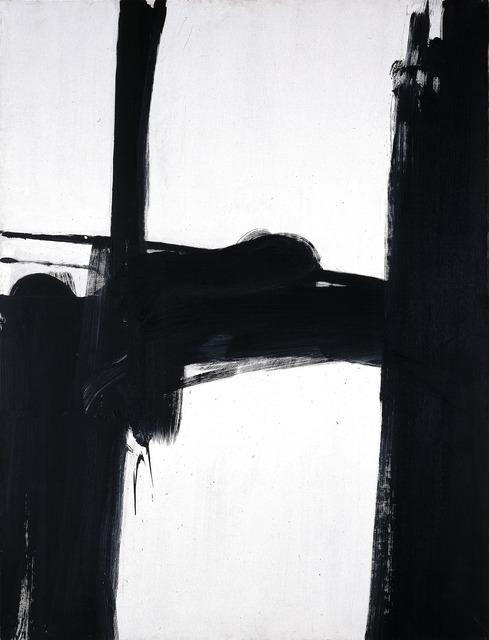 Franz Kline, 'Black and White No. 2', 1960, Blanton Museum of Art