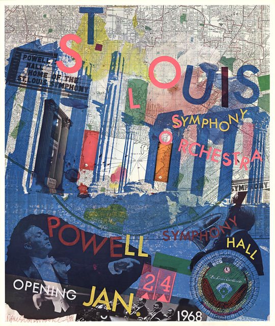 , 'St Louis Symphony Orchestra,' 1968, ArtWise