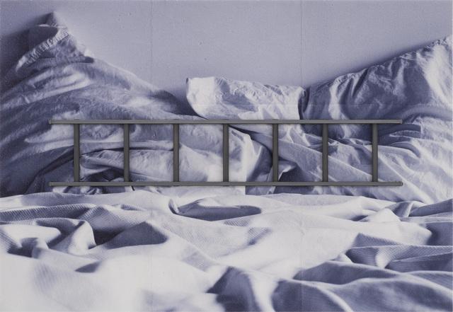 , 'TBT (Ladder),' 2018, Gagosian