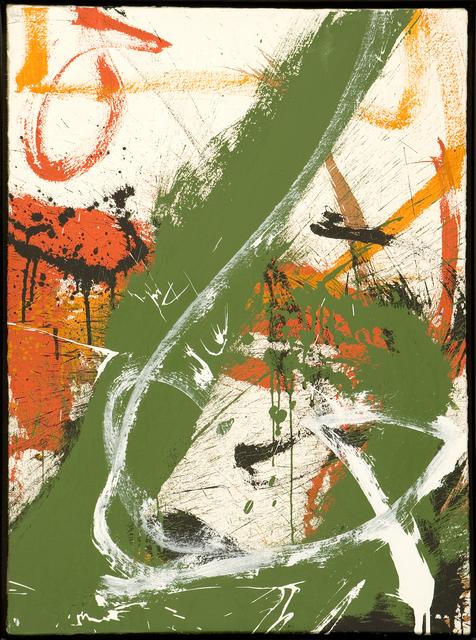 , 'Untitled #1,' 1964, David Klein Gallery