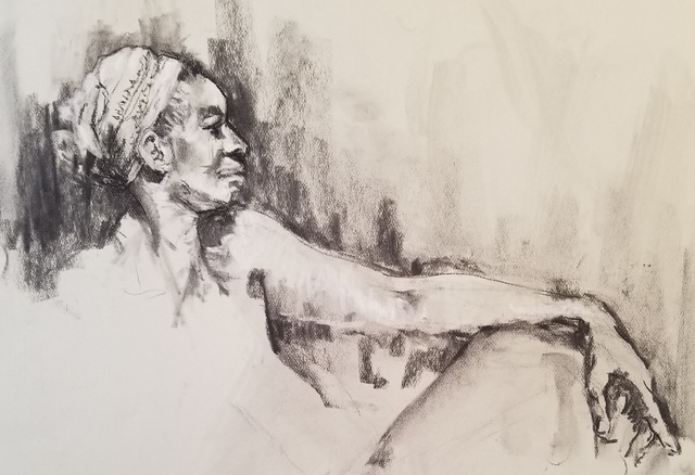 , 'Tyrie,' 2019, The Galleries at Salmagundi