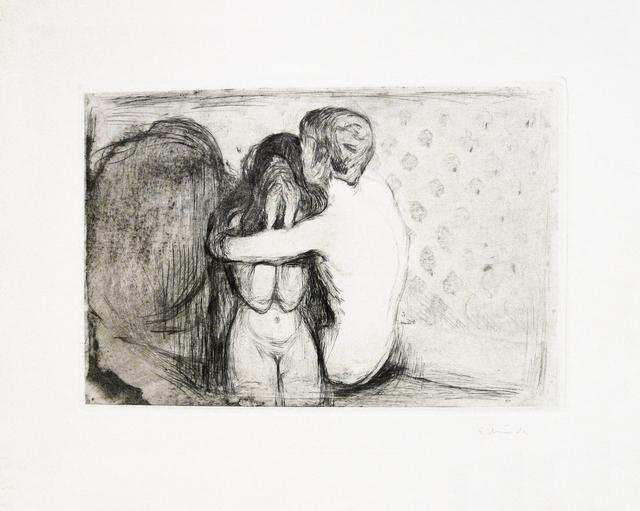 , 'Trøst (Consolation),' 1894, John Szoke