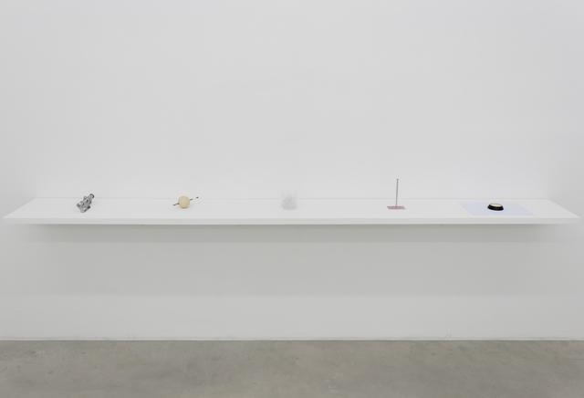 , 'Relación interna,' 2015, Galerija Gregor Podnar