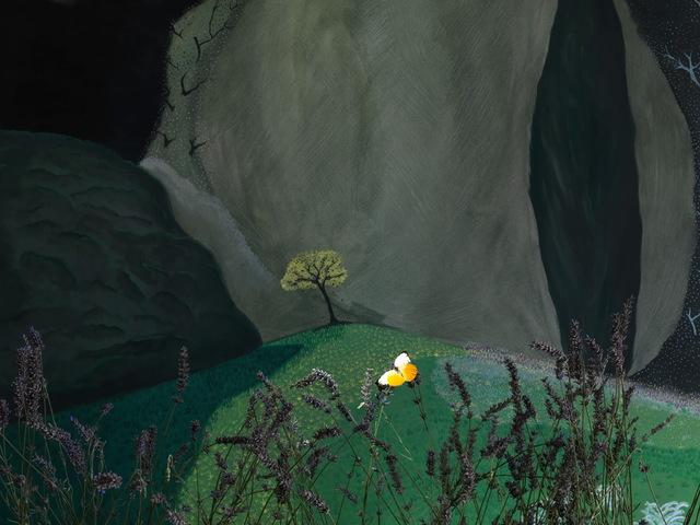 , 'Papillon,' 2019, Galerie XII
