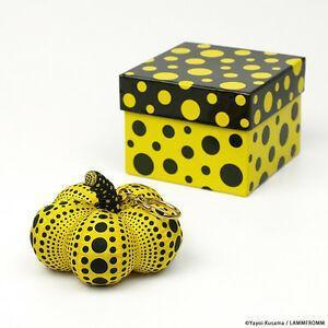 Yayoi Kusama, 'Soft Sculpture Pumpkin (Yellow)', 2010-2019, Design/Decorative Art, Parachute nylon, Curator Style