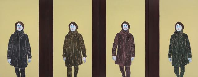 , 'Untitled,' 2017, Ben Brown Fine Arts
