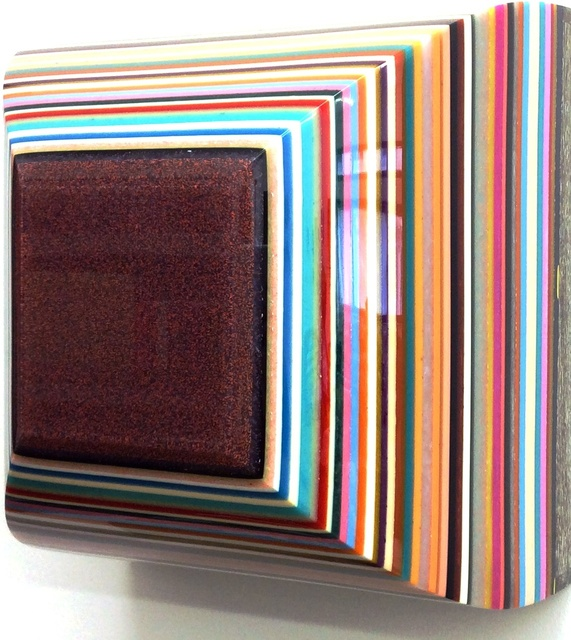, 'Pyramide,' 2015, JanKossen Contemporary