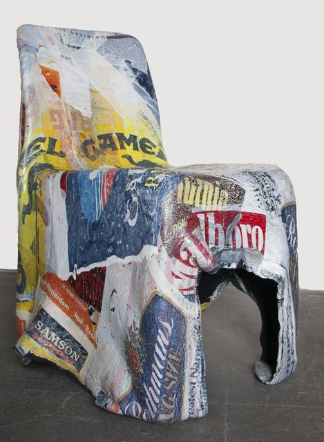 , 'Camel Chair,' , Galleria Ca' d'Oro
