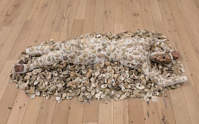 , 'Death of Abel,' 2018, MARTOS GALLERY