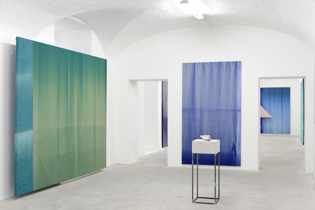 Alek O., If There is a Last Summer Morning, Installation View, Frutta, Rome, 2014
