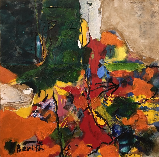 Yuri Berishvili, 'Abstract', 2010, Chardin Art Gallery
