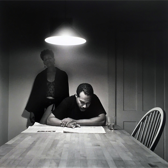 , 'Untitled (Man Reading Newspaper) & Kitchen Table Series Book,' 1990-1999, Damiani