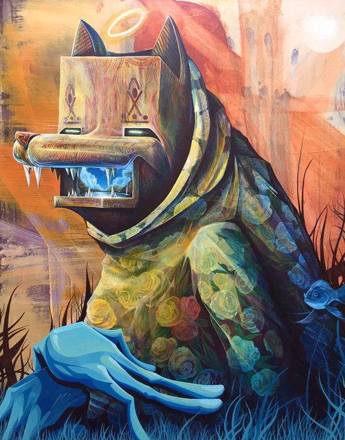 , 'Capsule,' 2016, Black Book Gallery