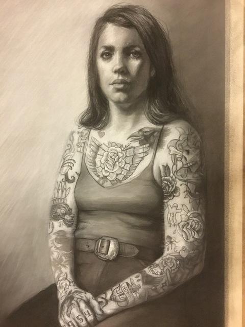 , 'Beauty,' 2016, Bowersock Gallery