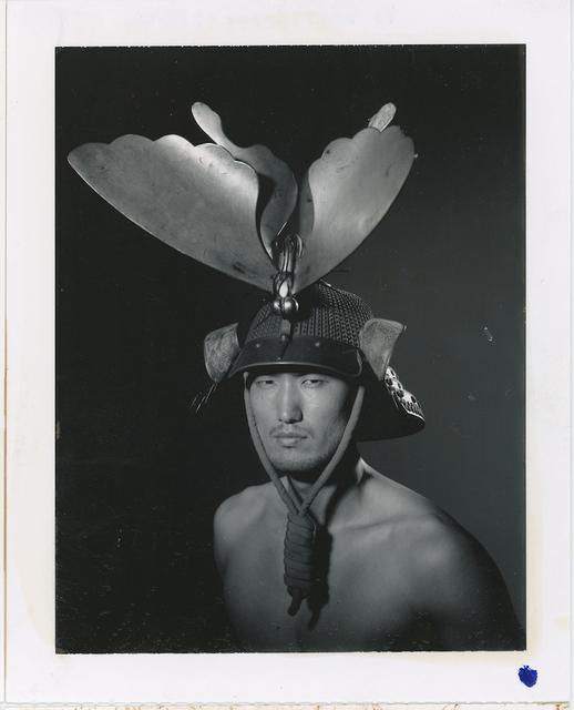 Gian Paolo Barbieri, 'Hoshi Kabuto Mask, Milano', 2005,  29 ARTS IN PROGRESS gallery