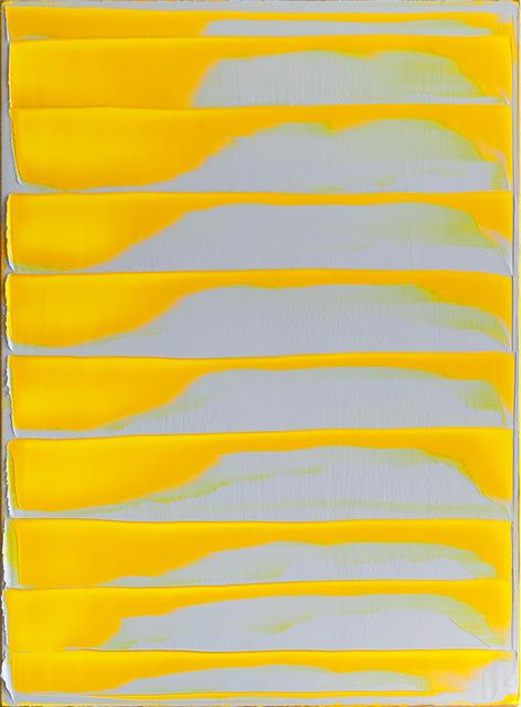 , 'GELBES BILD Z, B 200316,' 2016, Galerie Jochen Hempel