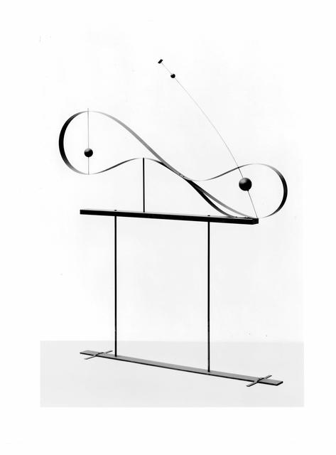 Walter Linck, 'vegetativ III', 1958, Edition & Galerie Hoffmann