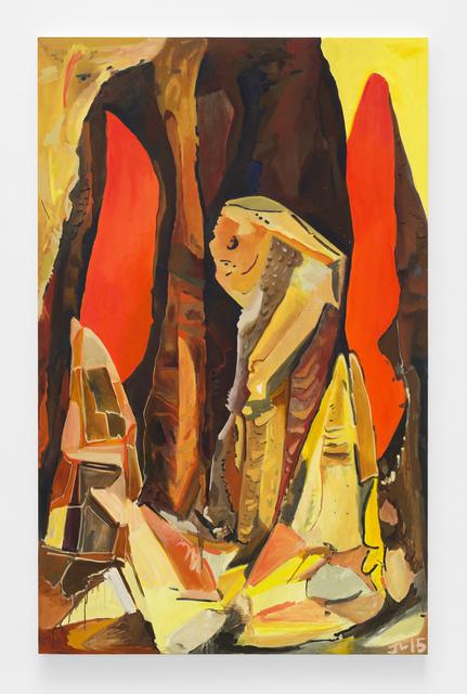 , 'Carlsbad Caverns,' 2015, Johannes Vogt Gallery