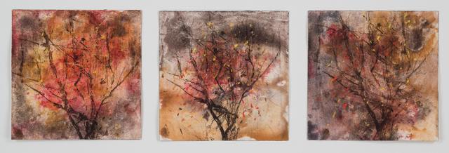 , 'Studies for Shorter Days,' 2014, Reynolds Gallery