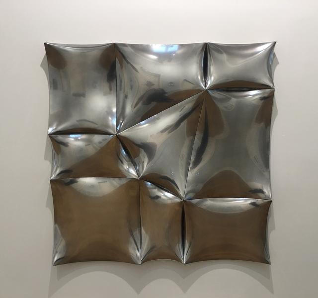 , 'Broken chrome pointing out,' 2016, Sebastian Fath Contemporary