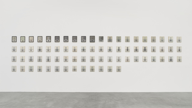 Peter Dreher, 'Jahrgangsserie (Night/Day)', 1974-2013, White Cube