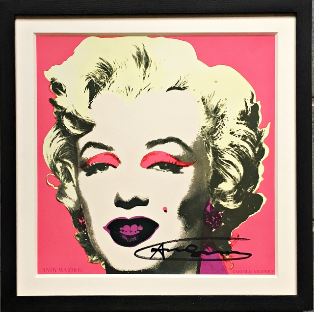 , 'Marilyn Monroe,' 1981, Alpha 137 Gallery