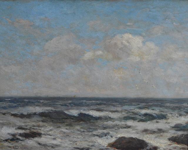 Unknown, 'Ocean View',  19 th Century, Queen Fine Arts