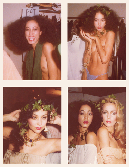 , 'Before the Yves St. Laurent Show. November,' 1977, Danziger Gallery