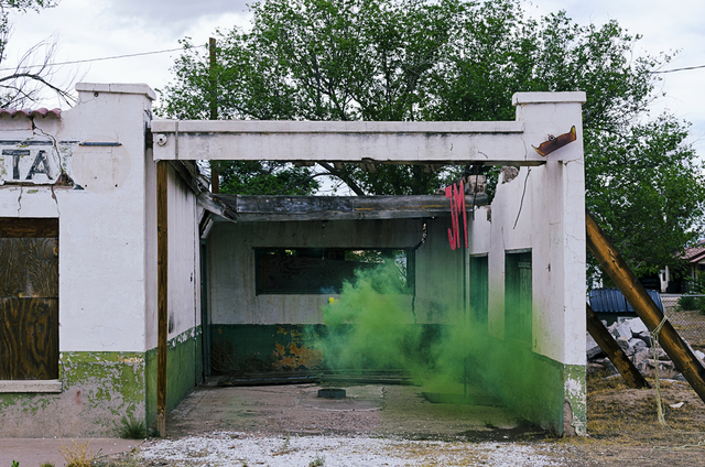 , 'Atomize,' 2014, Galleri Urbane