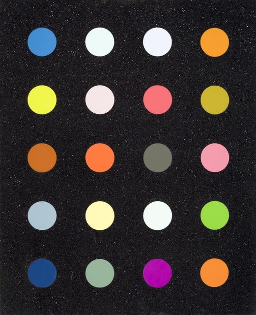 Damien Hirst, 'Methylamine-13c ', 2014, Paul Stolper Gallery