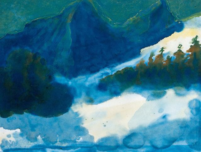 , 'Berglandschaft,' ca. 1930, Galerie Herold