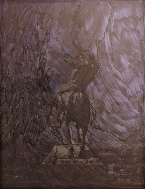 Cath Campbell, 'Untitled (Horse)', 2014, WORKPLACE