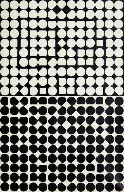 Victor Vasarely, 'Andromeda-NEG', 1960, Phillips