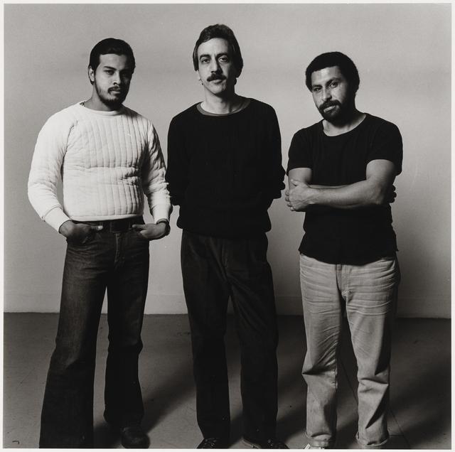 , 'Manny I, Manny II and Vince,' 1981, Alexander and Bonin