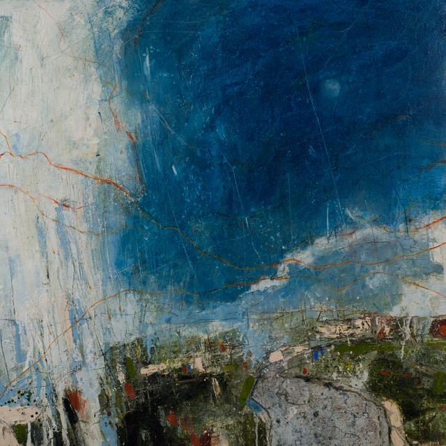 , 'Sparkling Sky, Mam Tor,' 2017, Thackeray Gallery