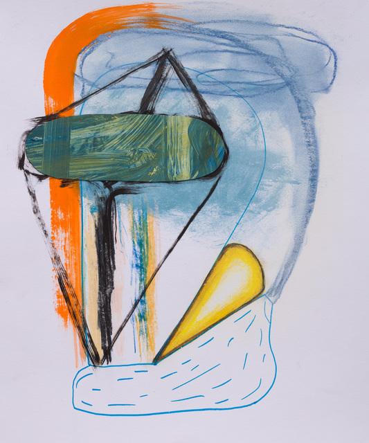 , 'Untitled (January 22),' 2018, Klowden Mann